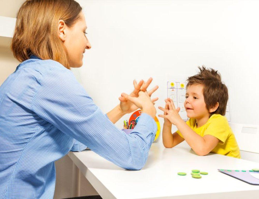 טיפול בלקויות תקשורת (ASD) במשעולים